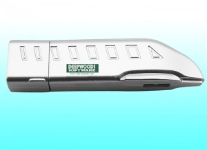 Bullet Train shape USB Drive